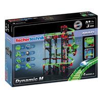 Experimenteer-box fischertechnik Profi-Dynamic M 533872 vanaf 7 jaar