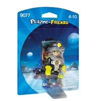 PLAYMOBIL Playmo-Friends - Mega Masters spion