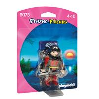 PLAYMOBIL Playmo-Friends zwaardvechtster 9073