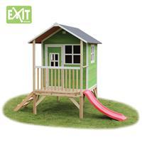 loft speelhuis 300 groen