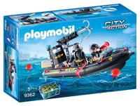 Playmobil City Action - SIE-rubberboot