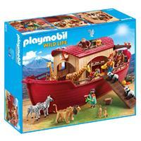 PLAYMOBIL Wild Life Noach's ark 9373