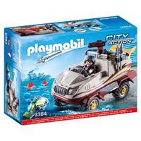 PLAYMOBIL City Action - Amfibievoertuig
