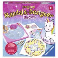 Mandala ontwerper eenhoorn