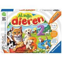 Ravensburger Tiptoi spel - Al mijn dieren