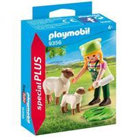 Playmobil Special PLUS - Schapenhoedster