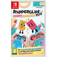 Nintendo Snipperclips Plus