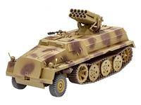 Revell 1/72 sWS with 15cm Panzerwerfer 42