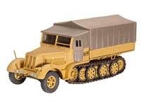Revell 1/71 Sd.Kfz.7 (late production)