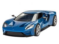 Revell 1/24 2017 Ford GT (Easy-Click System)