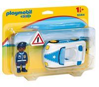 Playmobil 1.2.3 - Politiewagen