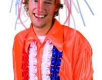 Oranjeshop Brain Explosion Hoed - Oranje Hoed