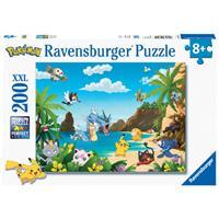Ravensburger puzzel Pokémon - 200 stukjes
