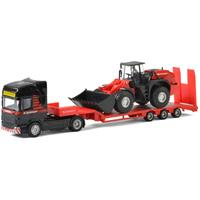 Mammoet Scania & Shovel Die-Cast