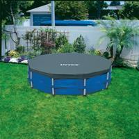 Intex zwembad afdekzeil - Metal Frame Pool Ø 305 cm