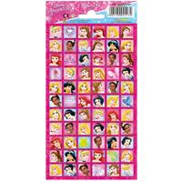Disney Stickers Prinsesses Mini