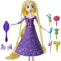 Hasbro Disney Tangled the Series Draai en Style Rapunzel
