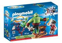 Playmobil Super 4 9409 Reuzetrol met Ruby