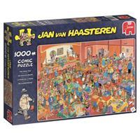 Jumbo Jan van Haasteren - De goochelbeurs puzzel