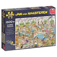 Jumbo Jan van Haasteren - Taarten toernooi puzzel