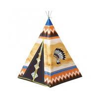 Speelgoed indianen tent 130 cm Bruin