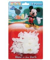 Disney Mickey Mouse clubhuis glow in the dark 12-delig