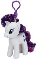 Ty Beanie My little pony sleutelhanger Rarity