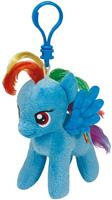 Ty Beanie My little pony sleutelhanger Rainbow Dash
