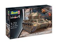 Revell 1/72 Flakpanzer IV (Wirbelwind)