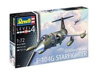 Starfighter Revell: Schaal 1:72