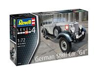 Revell 1/72 German Staff Car (G4)