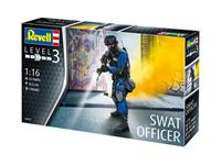 Revell 1/16 Swat Officer
