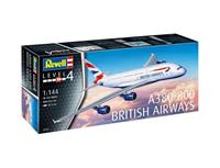 Revell 1/144 Airbus A380-800 British Airways