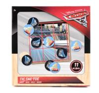 Disney Cars TicTacToe hout