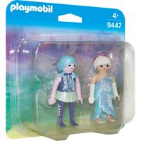 PLAYMOBIL Fairies - DuoPack Winterelfen