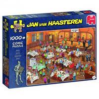 Jumbo Jan van Haasteren - Darts puzzel