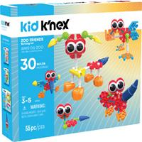 K'NEX Kid Zoo Friends Bouwset