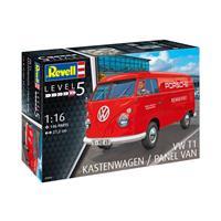 Revell 1/16 VW T1 Kastenwagen / Panel Van