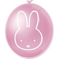 Ballon Nijntje Roze