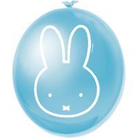 Ballon Nijntje Blauw