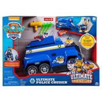 Spinmaster Paw Patrol Ultimate Police Rescue Cruiser