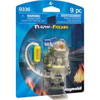 PLAYMOBIL Playmo-Friends - Brandweerman