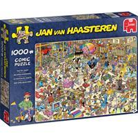 Jumbo Jan van Haasteren - De speelgoedwinkel puzzel