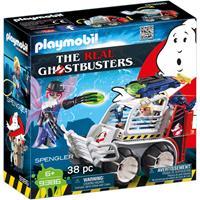 PLAYMOBIL Ghostbusters - Spengler met kooiwagen