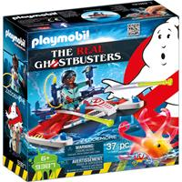 PLAYMOBIL Ghostbusters - Zeddemore met waterscooter