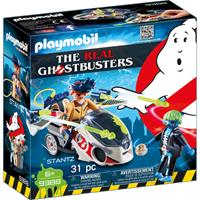 PLAYMOBIL Ghostbusters - Stanz met luchtmoto