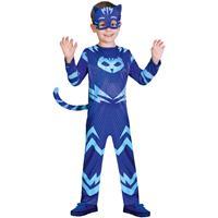 Amscan Pyjamahelden Catboy verkleedpak, 5 tot 6 jaar