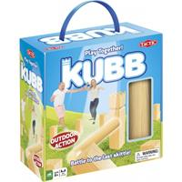 Tactic Kubb in Cardboard Box
