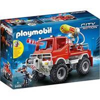 Playmobil City Action - Brandweerterreinwagen met waterkanon