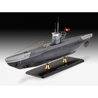 Revell 1/144 German Submarine Type II B (1943)